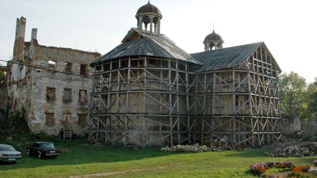 berezhanskij stav v ternopolskoj oblasti