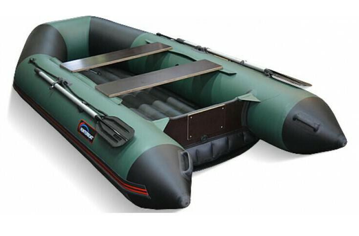 naduvnaya lodka hunterboat hanter 320 l 2