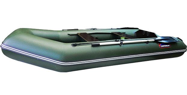 naduvnaya lodka hunterboat hanter 320 l 3 4
