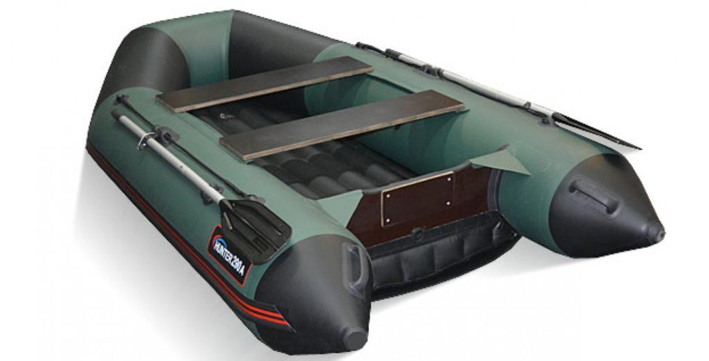 naduvnaya lodka hunterboat hanter 320 ln