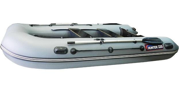 naduvnaya lodka hunterboat hanter 335 3