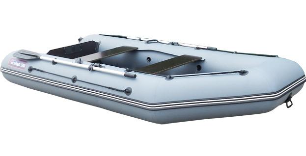naduvnaya lodka hunterboat hanter 340 1