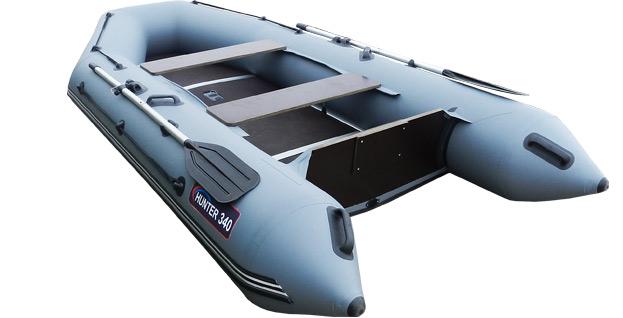 naduvnaya lodka hunterboat hanter 340