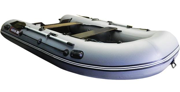 naduvnaya lodka hunterboat hanter 360 1