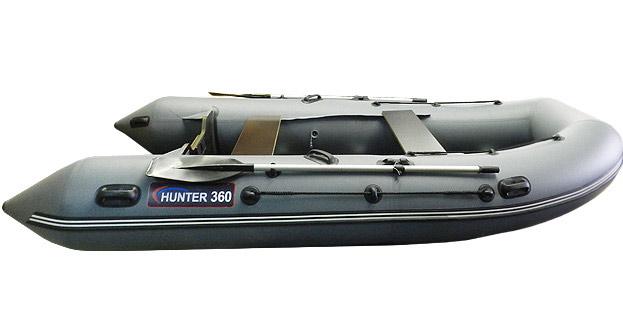 naduvnaya lodka hunterboat hanter 360 3