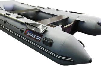 naduvnaya lodka hunterboat hanter 360