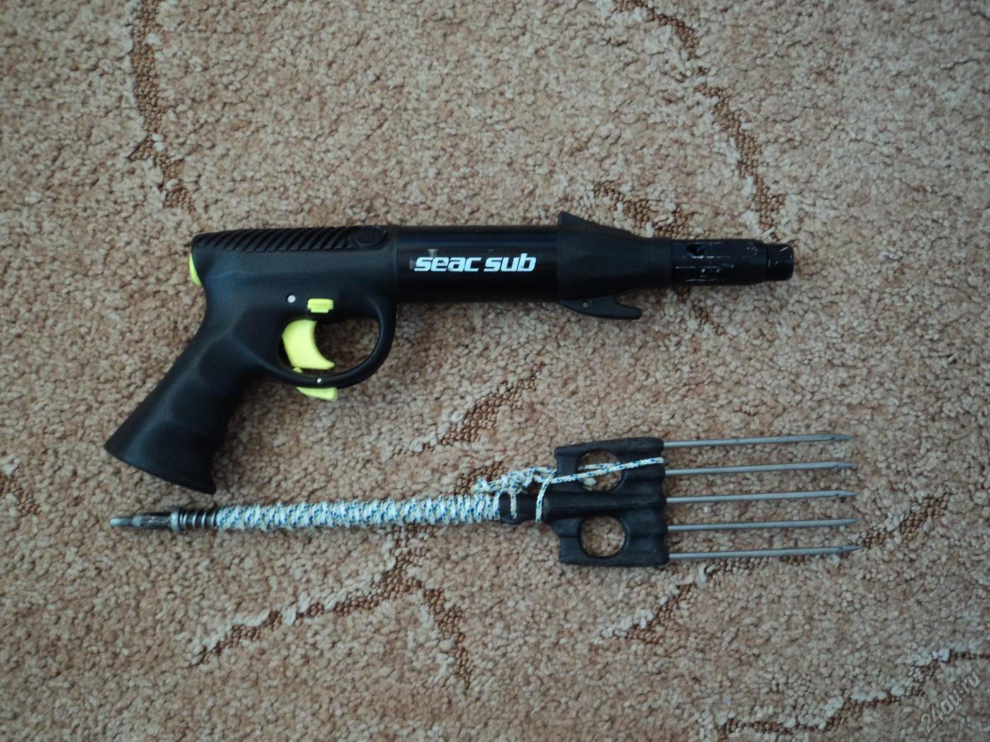 pistolet dlya podvodnoj ohoty