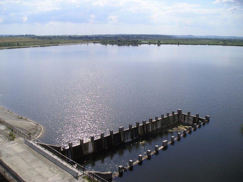 pozharnoe vodohranilishhe lvovskoe more v lvovskoj oblasti