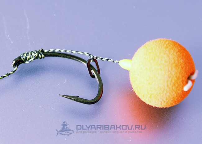 chto takoe volosyanaya osnastka dlya rybalki na karpa i sazana