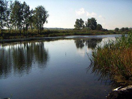 rybalka na rekah i ozerah evropejskoj rossii