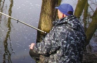 rybalka v mutnoj vode vesnoj